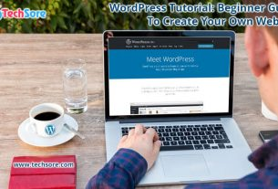 WordPress Tutorial Beginner Guide To Create Your Own Website