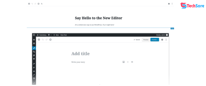 latest post editor 5.0.1WordPress