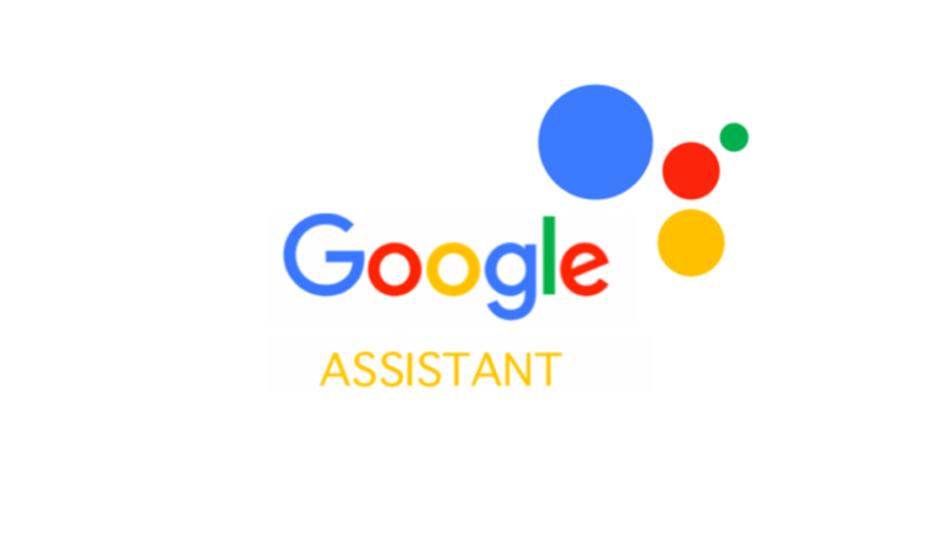 4. Google Assistant
