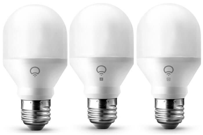 Lifx: white light bulb