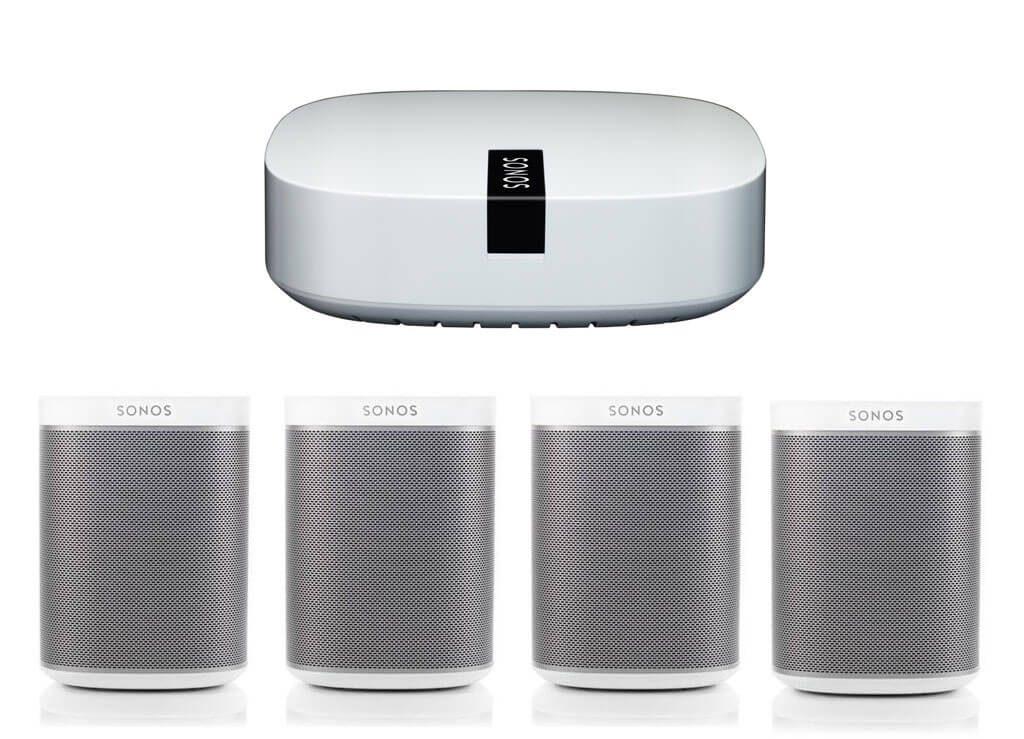 Sonos: Best Multi-Room Audio