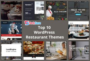 Top 10 WordPress Restaurant Themes