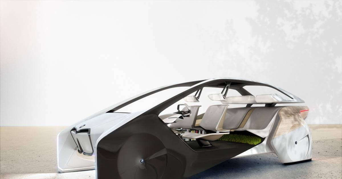 BMW i Inside Future amazing cars