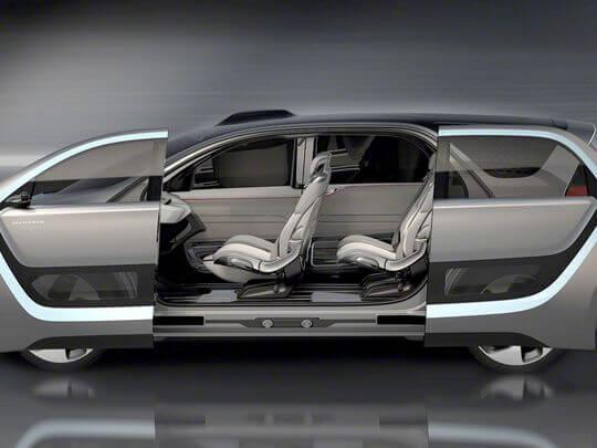 Chrysler Portal amazing cars