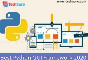 Best Python GUI Framework|Toolkits 2020 [Ultimate Guide]