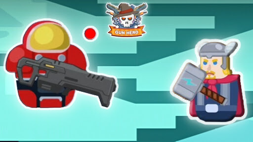 Gun Hero - Gunman Game for Free