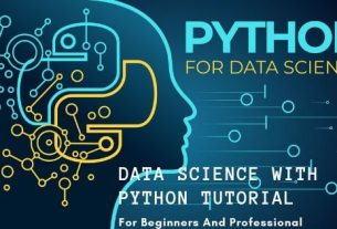 Data Science With Python Tutorial for beginners and professional