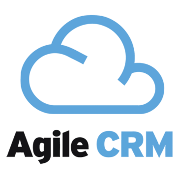 Agile logo CRM for small business
