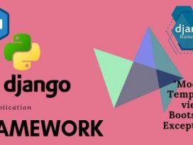 Django Tutorial For Beginners Best Guide
