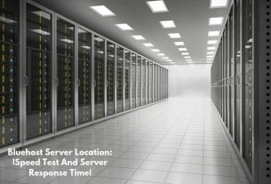 Bluehost Server Location: |Speed Test And Server Response Time|