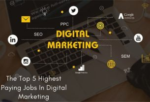 Top 5 Highest Paying Jobs In Digital Marketing