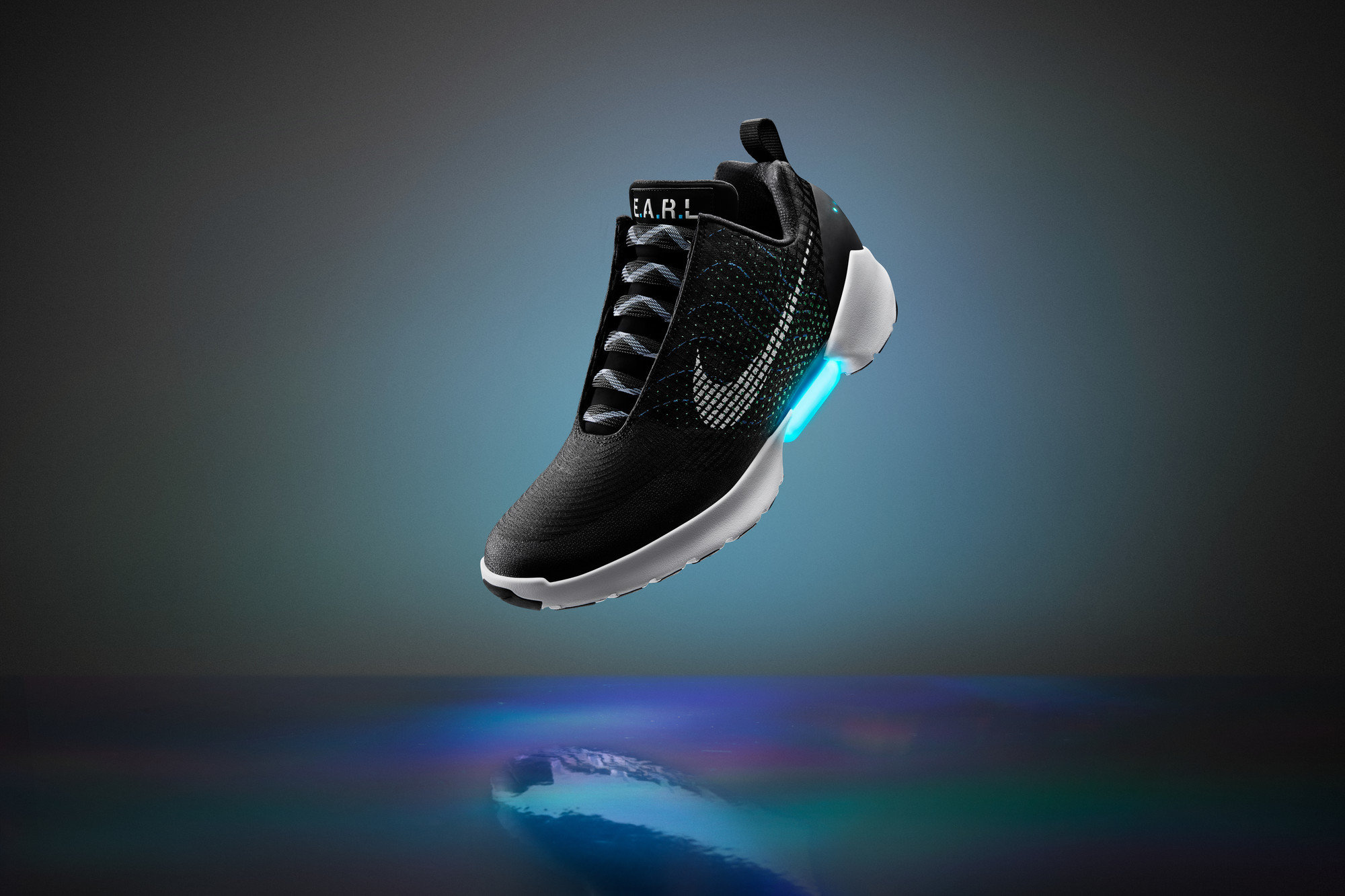 Smart shoes HyperAdapt 1.0