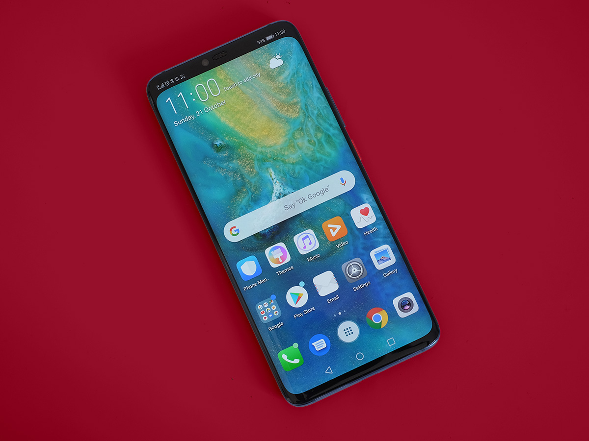Huawei Mate 20 Pro Top 5 Best Mobile Brands In USA [In 2019 Updates]