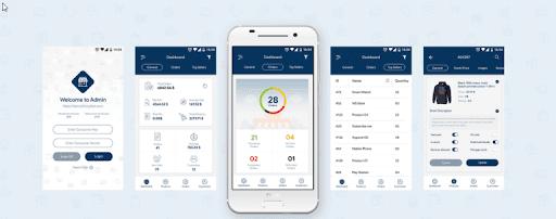 Store Pep Mobile App