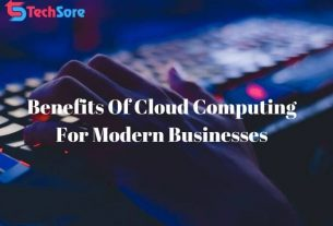 Benefits of cloud computing for modern businesses