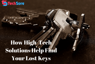 How High-Tech Solutions Help Find Your Lost Keys