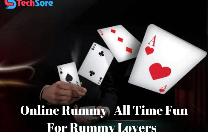 Online Rummy- All Time Fun For Rummy Lovers
