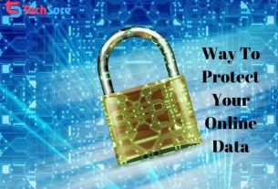 Way To Protect Your Online Data