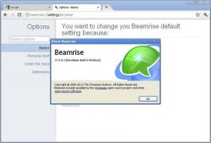 Beamrise Browser