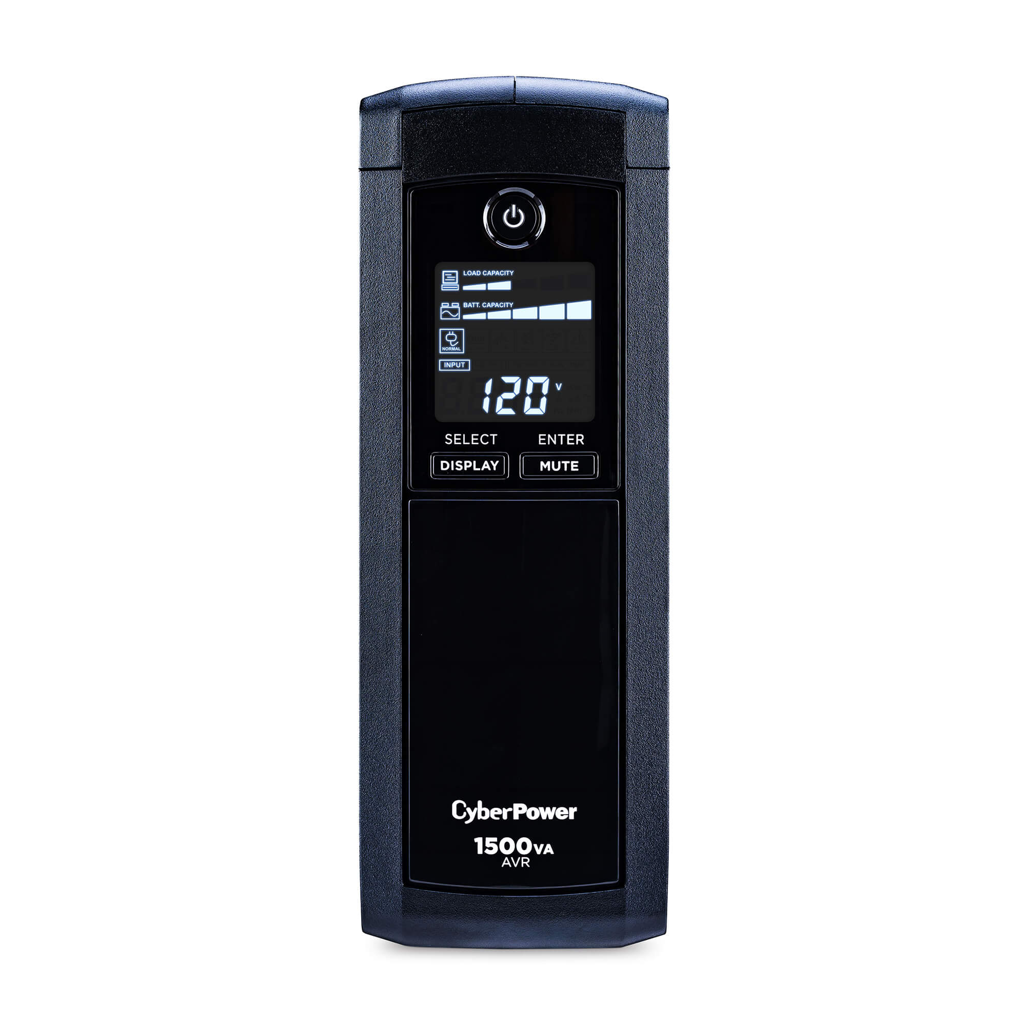 CyberPower CP1500AVRLCD Intelligent LCD
