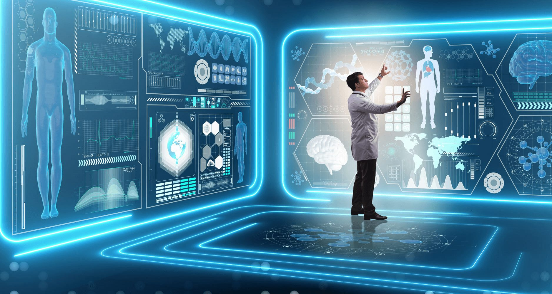 How artificial intelligence use For healthcare helps innovation for doctors: