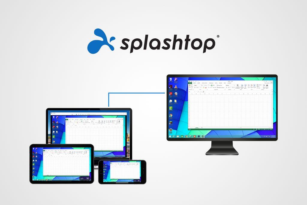 Splashtop: Windows Remote Desktop Connection - Windows Inbuilt Feature That Let You Access Your Remote Devices