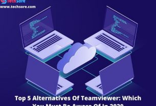 Top 5 Alternatives Of Teamviewer: Which You Must Be Aware Of In 2020