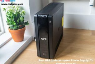 Best UPS [Uninterrupted Power Supply] To Protect Your PC