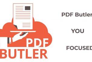 PDF Butler